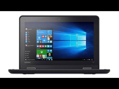 Lenovo Thinkpad Yoga 11E Review Intel N3150 Quad-Core