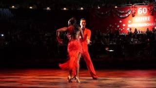 Motsi Mabuse ChaChaCha Weihnachtsball 2014 Bothe-Tanzschulen