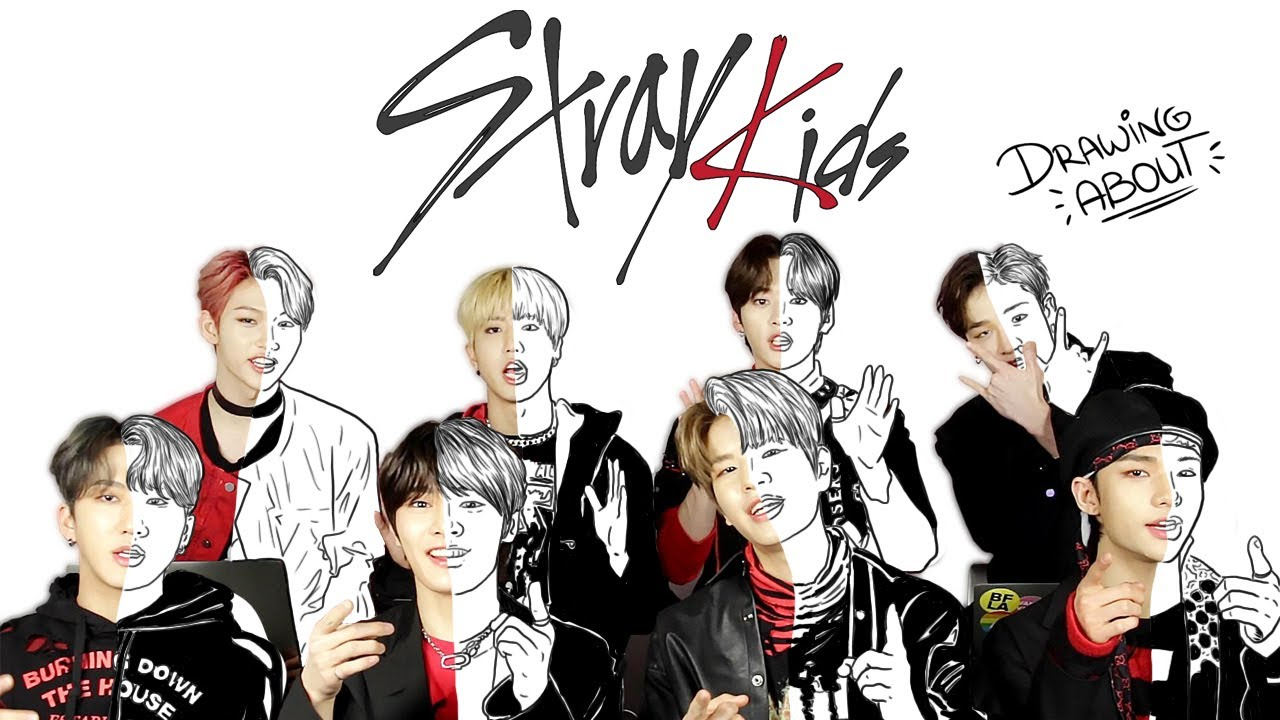 STRAY KIDS | Draw My Life