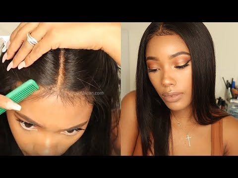 Bleaching Knots No Over Bleaching Method for Lace Wigs