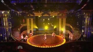 """[TV] America's Got Talent 2010 - """"Ka"""" by Cirque Du Soleil (Guest Stars)"""