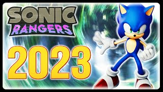 "Sonic Rangers - Iizuka Admits He ""Revealed"" The Game Too Early, 2022 Release In Jeopardy?!"