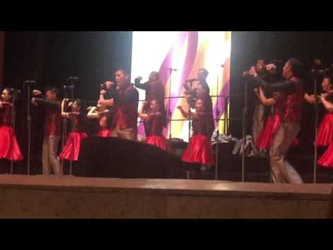 Dansa yo dansa - MRC Indonesia live in concert at festivalni hall sochi russia