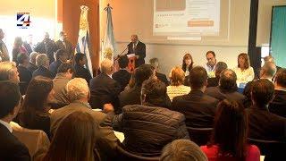 """Seminario """"Situación actual y desafíos para el desarrollo de la cuenca del Río Uruguay"""""""