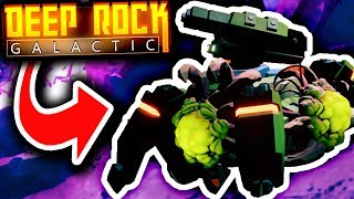 Fighting the MOST DIFFICULT ENEMY IN THE GAME... SOLO! | Deep Rock Galactic Update 21 BET-C Gameplay