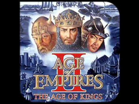 Age of Empires II - Age of Kings: Full in-game Soundtrack