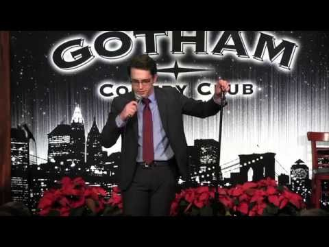 JT Esterkamp Gotham Comedy Club 12/8/14