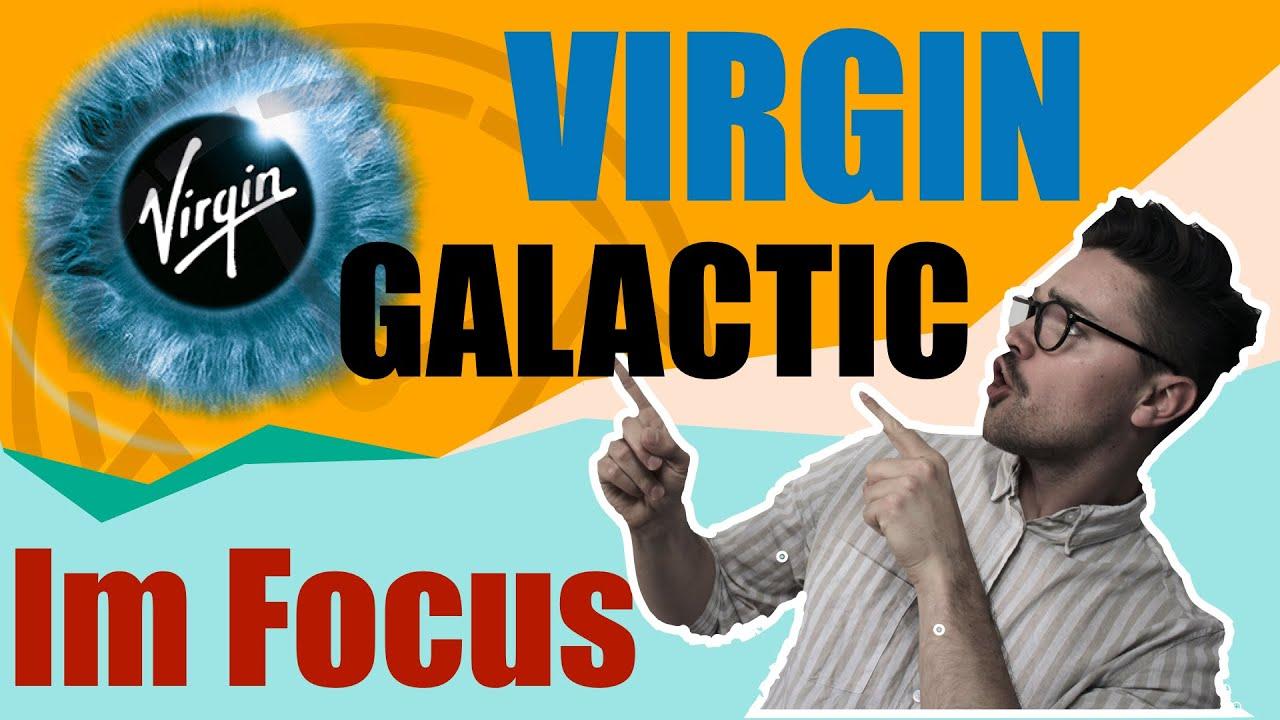 Virgin Galactic Aktie