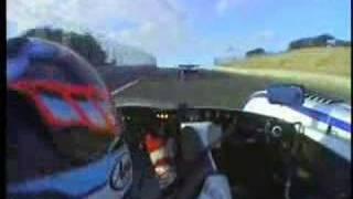 Audi R8 | JJ Lehto | Laguna Seca 2004