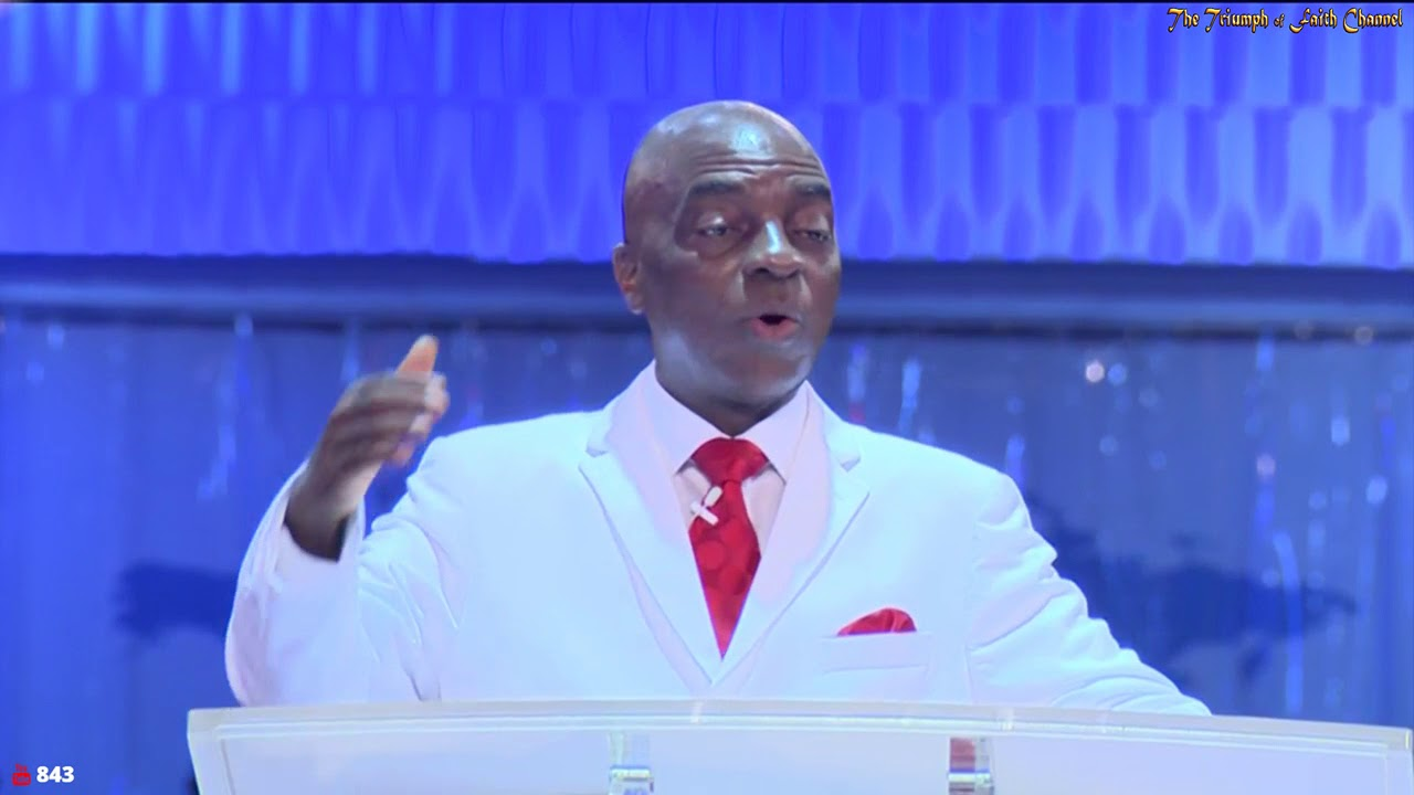 Bishop Oyedepo @Covenant Day of Vengeance, March 11, 2018, #MyNewDawnEra  [1st Service]