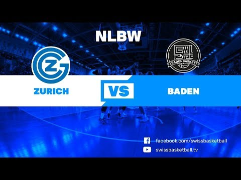 NLB Women - Day 6: Zürich vs. Baden