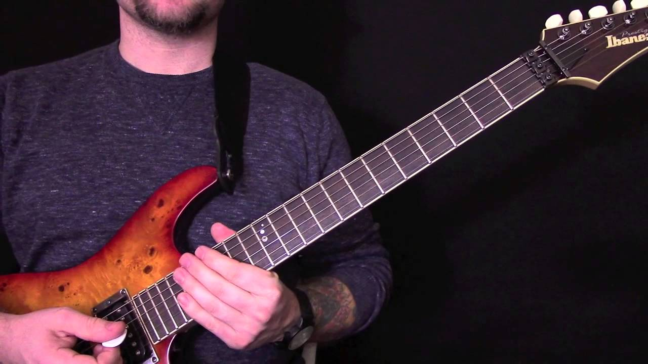 Wicked Game Guitar Tutorial by Chris Isaak - YouTube