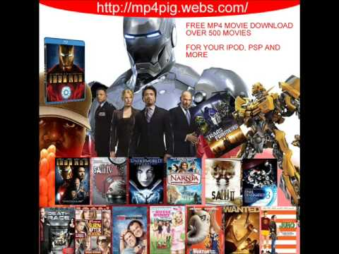 free movies for ipod and psp new 1000 new movies (2009)