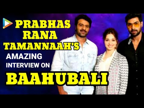 Exclusive: Prabhas | Rana Daggubati | Tamannaah's Full Interview On 'Baahubali' | RGV | Akshay Kumar
