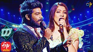 Geetha Madhuri & Revanth Songs Performance | DJ 2021 New Year Special Event | 31st December 2020