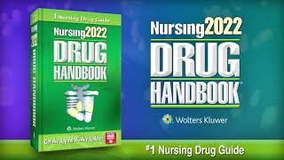 Nursing2022 Drug Handbook screenshot 5