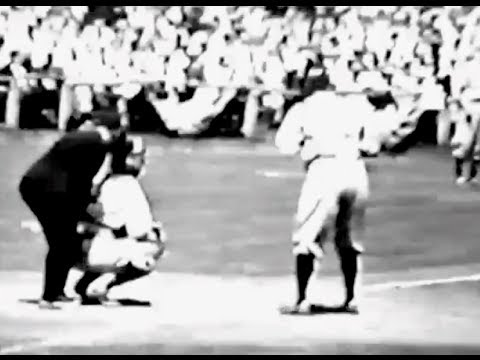 1934 All Star Game 1, 2, 3, 4, 5 & 6 Inning Footage Polo Grounds NY