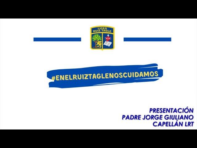 PRESENTACIÓN DE NUESTRO NUEVO CAPELLÁN EL PADRE JORGE GIULIANO