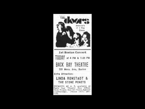 Light My Fire - The Doors Live At The Back Bay Theatre Boston MA. March 17 1968 & Light My Fire - The Doors Live At The Back Bay Theatre Boston MA ...