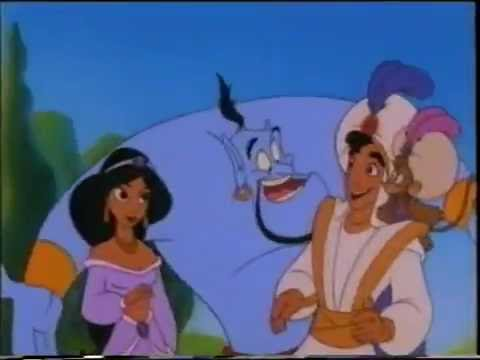 aladdin the return of jafar 1994 vhs