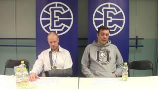 Espoo United - Lahti Basketball 8.4.2017 Postgame