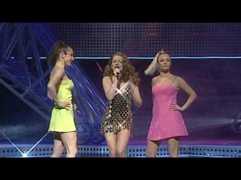 Gina G - Just A Little Bit Eurovision 1996