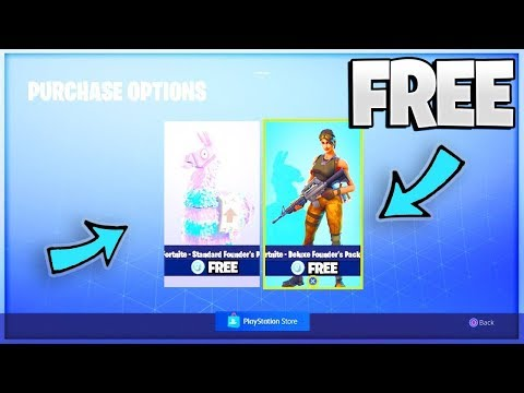 How To Get Fortnite SAVE THE WORLD For FREE! [PS4, Xbox One, PC] (STW FREE GLITCH 2019) *NEW*