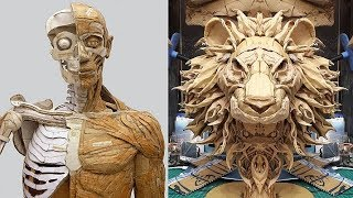 Top 50 Cardboard Sculptures In The World (Part-2)