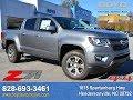 2018 Chevrolet Colorado Hendersonville NC A8167