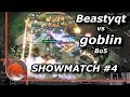 StarCraft 2: Beastyqt (R) vs Goblin (P) Best of 5 | Showmatch #4