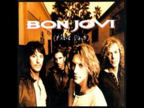 Bon Jovi-Something To Believe In (Live 1996)
