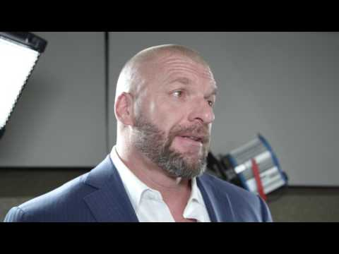 Triple H Interview - On WWE's women, Charlotte, Sasha, HIAC, his career & future of business