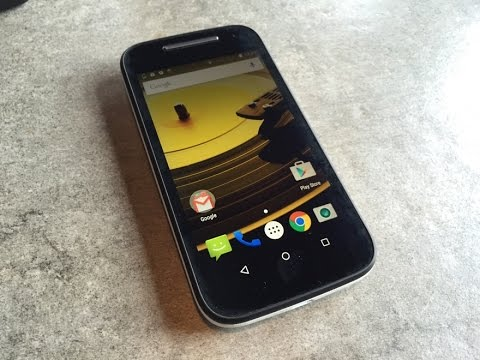 how to add memory to moto e2