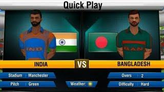 India vs Bangladesh   world cup 2019   World Cricket Championship 2- WCC2   SJAM Entertainments screenshot 1