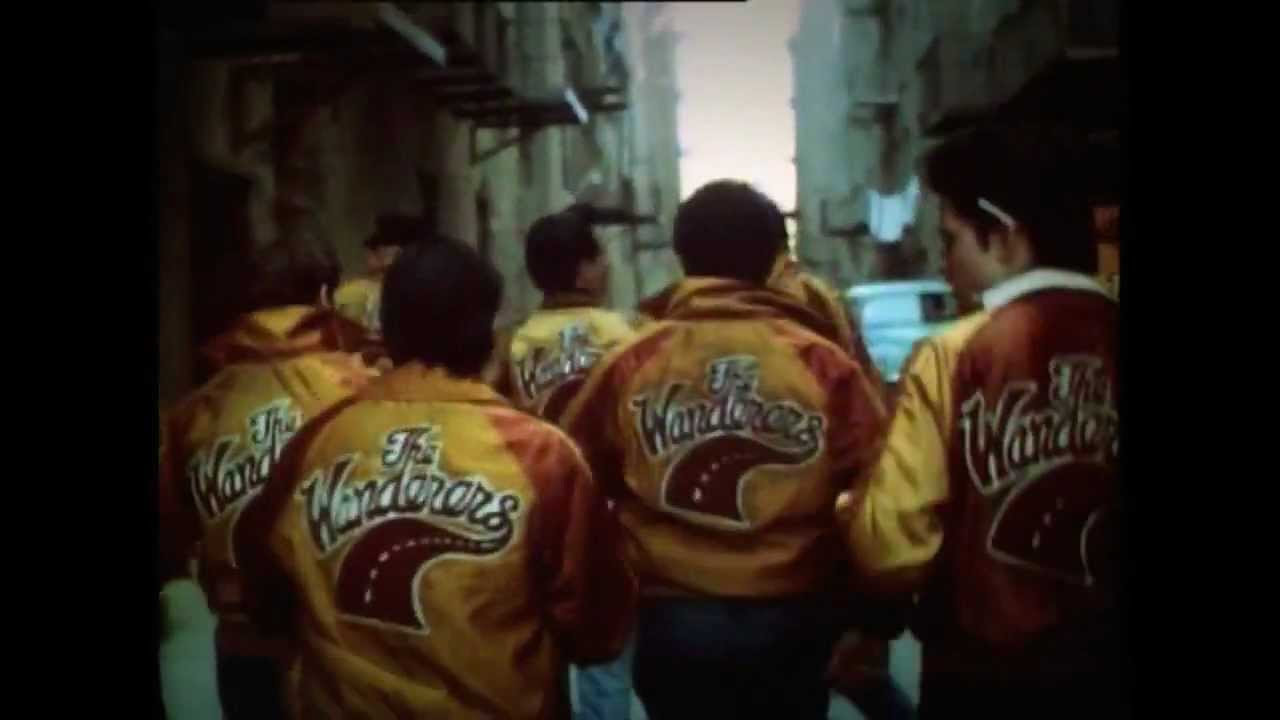 the wanderers trailer 1979 youtube