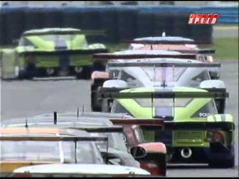 2008 Grand-Am Rolex 24 at Daytona Part 1