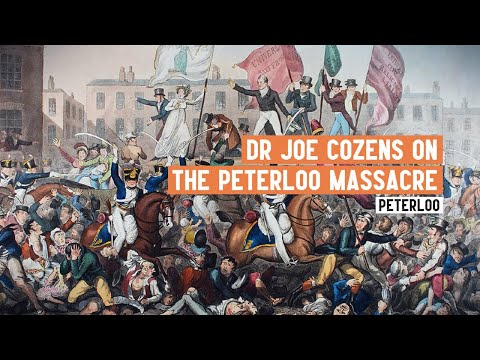 What was the Peterloo Massacre? | 6 Minute History