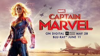 Marvel Studios' Captain Marvel | Pre-Order Now!
