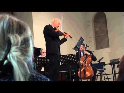 Ernest Chausson Concert en re majeur pour violin,piano et quator cordes Op. 21