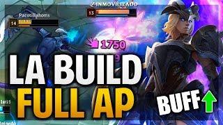¡ESTA BUILD NO ES TROLL! ONE-SHOT EN AREA! | SHYVANA JUNGLA | League of Legends
