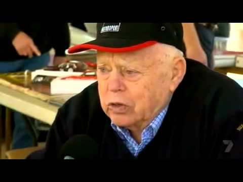 Bob Jane Interview - 2010 Muscle Car Masters