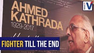 Hogan, Gordhan share fond memories of Ahmed Kathrada