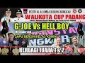 Sapu Bersih Konin G Joe Hell Boy Mr Diansyah Di Walikota Cup Padang  Mp3 - Mp4 Download