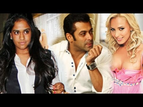 Arpita Khan UPSET with Salman Khan & Iulia Vantur AFFAIR