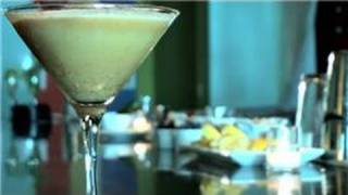 Martini Recipes : Smashed Pumpkin Martini Recipe