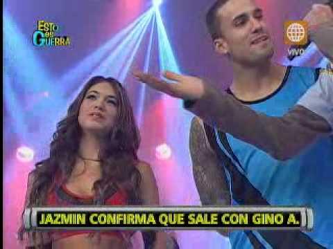 Gino Assereto: 'estoy templado de Jazmín Pinedo'