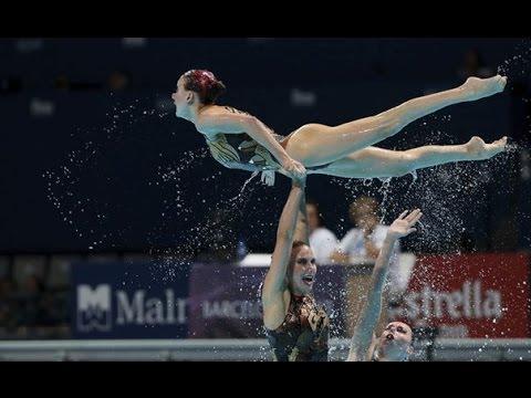 Синхронистки принесли российской сборной шестое золото на Чемпионате мира по водным видам спорта