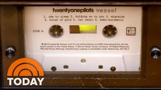 Hit Rewind: Cassettes Are Making A Comeback | TODAY