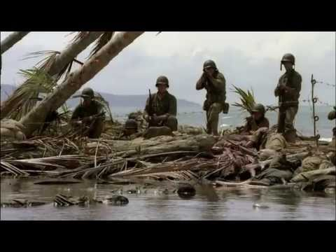 (The Pacific) Drunk n Rolled - Letter From No Mans Land (HBO serial video clip)