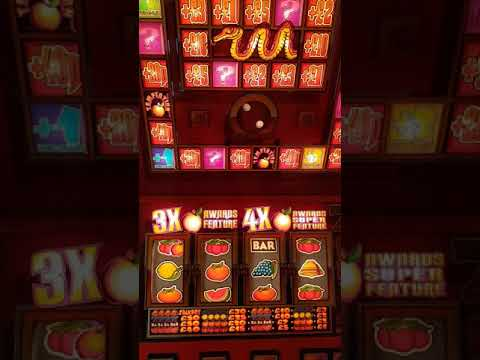 Fruit Machine Temptation First look! Ram clear!